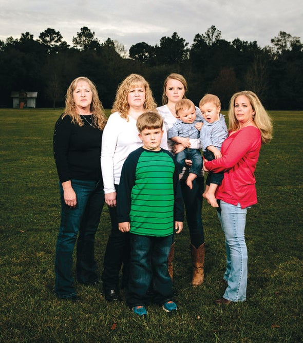 4 Generations, 1 Mutation: A Family History with Fragile X Syndrome
