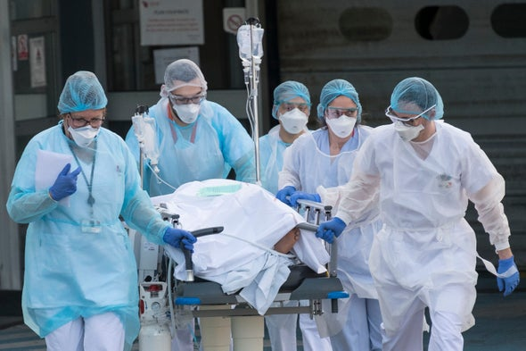Coronavirus Drug Remdesivir Shortens Recovery but Is Not a Magic Bullet