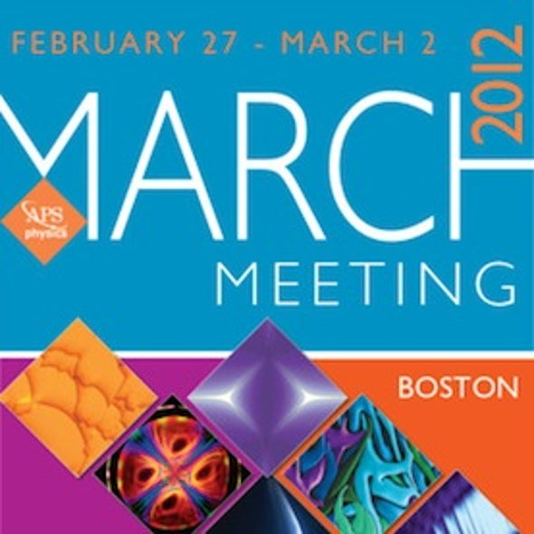 Physics Powwow: Highlights from the American Physical Society Meeting