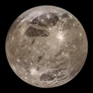 Groovy Ganymede: New Map Helps Reveal Origins of Mysterious Features on Solar System's Biggest Moon