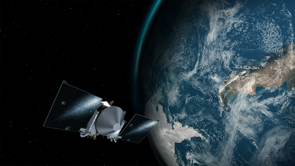 En Route to Asteroid, NASA's OSIRIS-REx Mission Will Fly by Earth