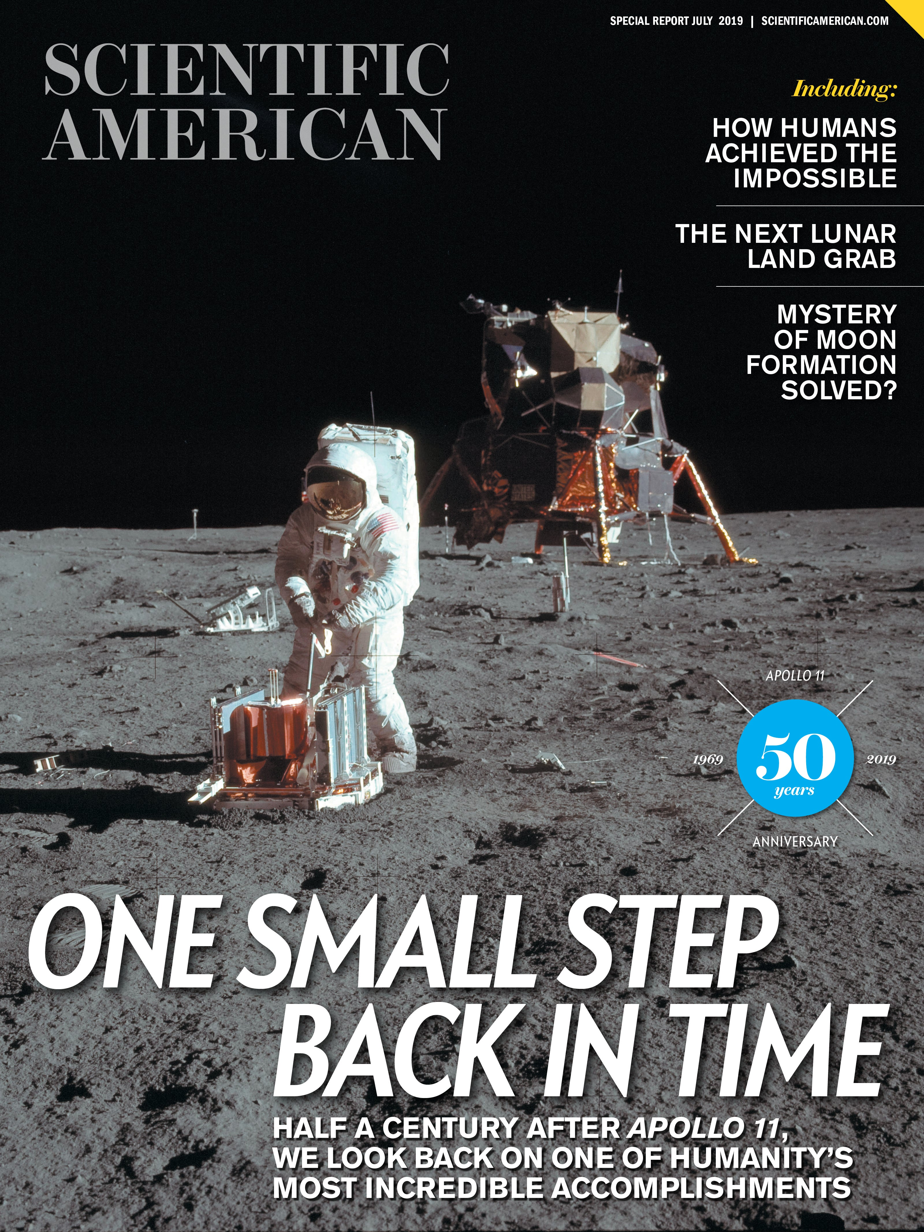 Special Report: 50th Anniversary of Apollo 11
