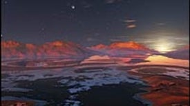 The Red Planet's Watery Past