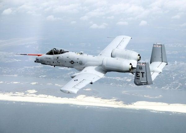 Military Green: U.S. Air Force Flies on