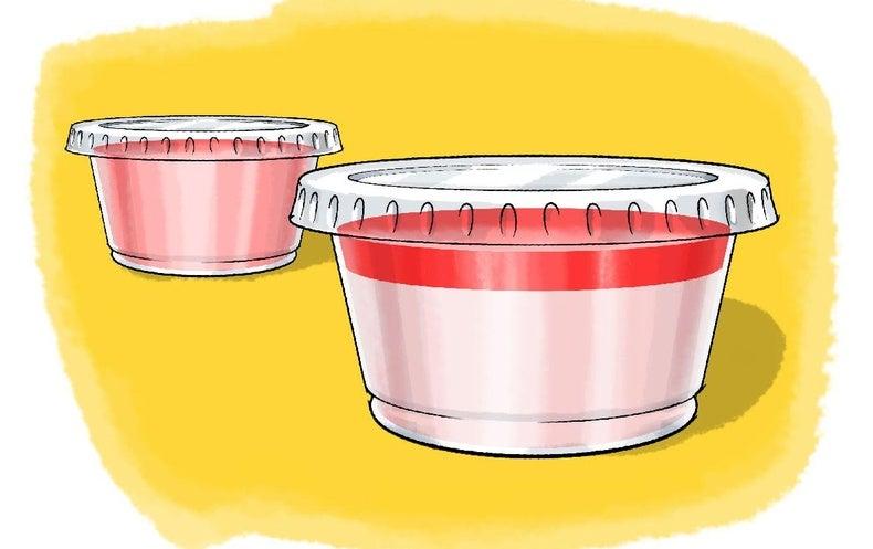 Separate Liquids with Salt!