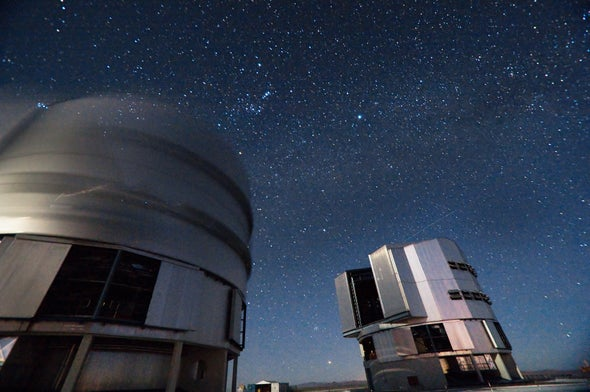 The Hunt Is On for Alpha Centauri's Planets - Scientific American