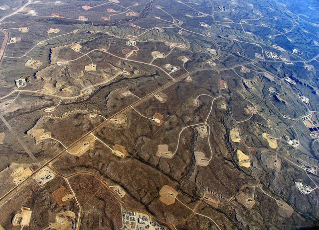 Water Use Rises as Fracking Expands