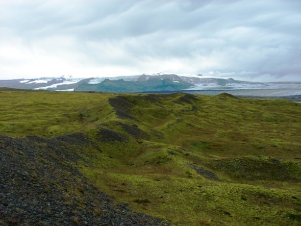 Ancient Riverbeds Reveal Clues about Disappearing Glaciers
