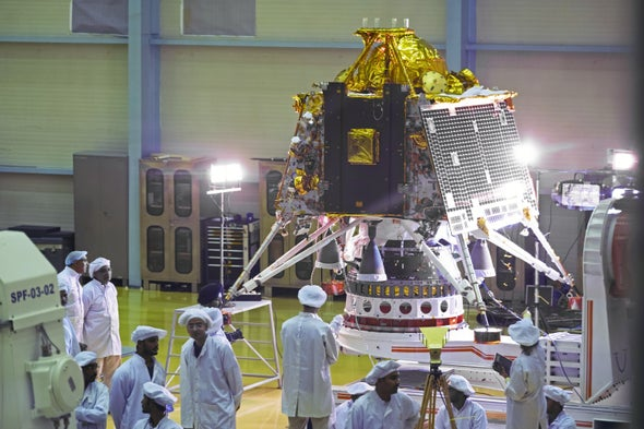 What to Expect from India's Second Moon Mission - Scientific