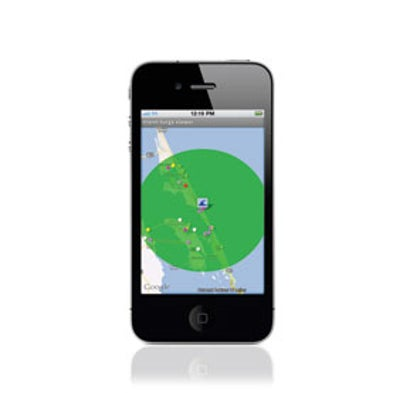 Dial-a-Flood: A New Smart Phone App Helps Residents and Researchers Predict Storm Surges
