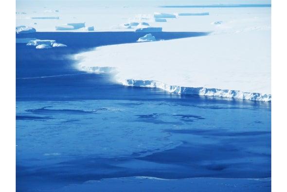 Antarctica Meltdown Could Double Sea Level Rise