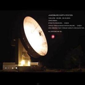 The Jamesburg Earth Station