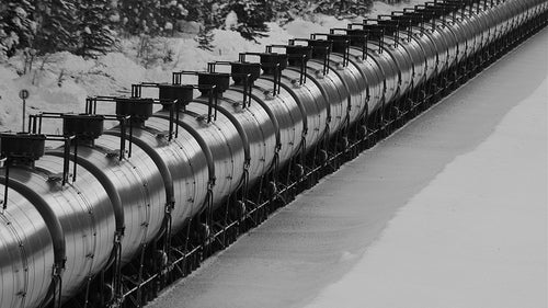 Energy Industry Hogs the Rails, Shutting Out Farmers