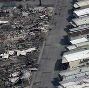 Scientists See Climate Change in California's Wildfires