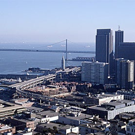 San Francisco Bay Area Enacts Sea-Level Rise Policy