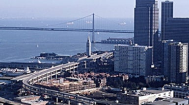 San Francisco Bay Area Enacts Sea-Level Rise Policy