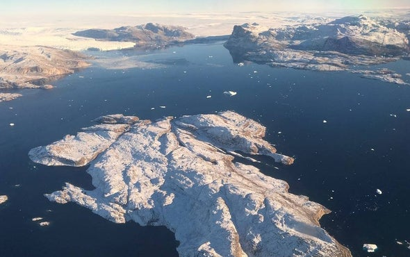 Shrinking Mountain Glaciers Are Affecting People Downstream