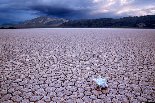 Epic Drought in West Is Literally Moving Mountains