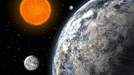 "One in Three Stars May Have ""Super""-Earths"