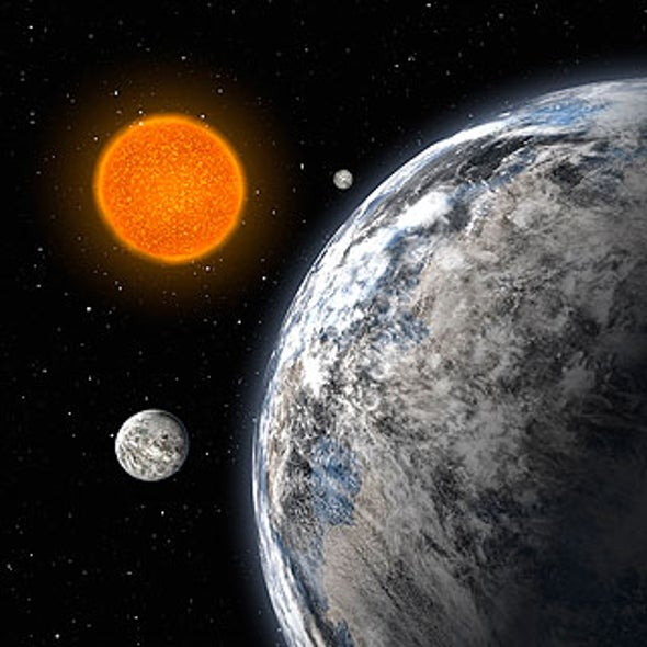 """One in Three Stars May Have """"Super""""-Earths"""