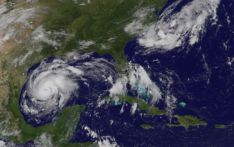 Tropical Storm Harvey Could Heavily Flood Texas