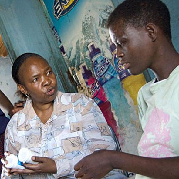 The U.S.'s $18.8-Billion Global AIDS Initiative--5 Years Later