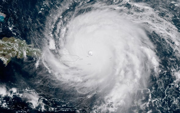 Ask the Experts: How Did 2 Such Powerful Hurricanes Occur Back to Back?