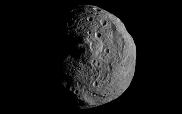 陨石中的钻石可能来自失落的星球