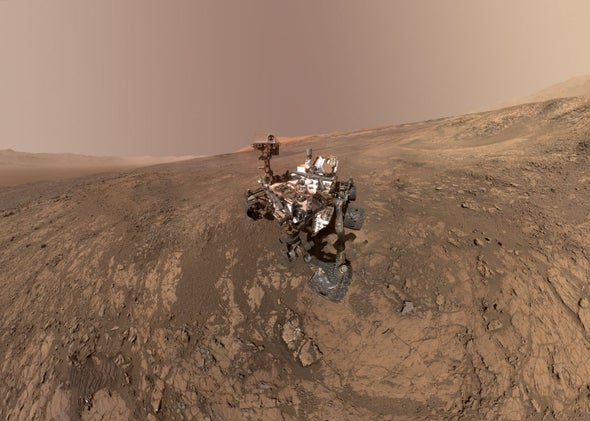 Curiosity Rover Uncovers Long-Sought Organic Materials on Martian Surface