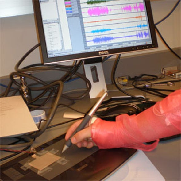 Digital Glove Handwriting Recognition Technology Is Coming