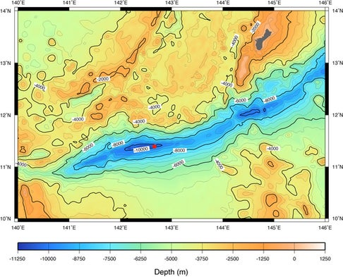 Unusual bacteria discovered in deepest ocean trench scientific unusual bacteria discovered in deepest ocean trench gumiabroncs Images