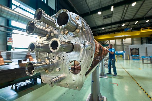 CERN's Next Big Thing