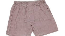 Touching Boxer Shorts Makes Women Think Differently