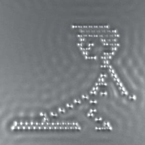IBM Creates the World's Tiniest Movies