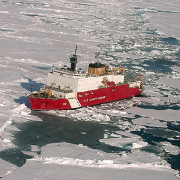 U.S. Polar Research May Slow for Lack of an Icebreaker