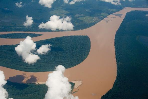 A River Once Ran through the Sahara [Graphic]