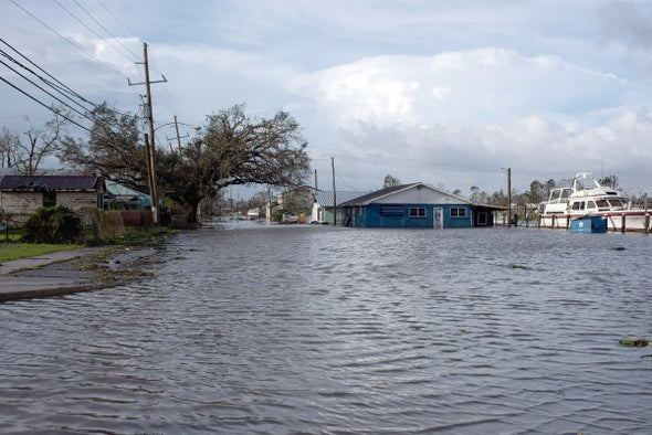 Their Lives Have Been Upended by Hurricane Ida