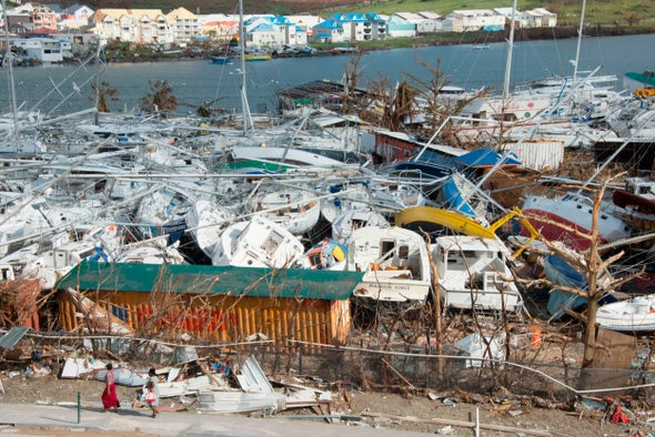 World Faces Sharp Rise in Tropical Storm Damage Risk