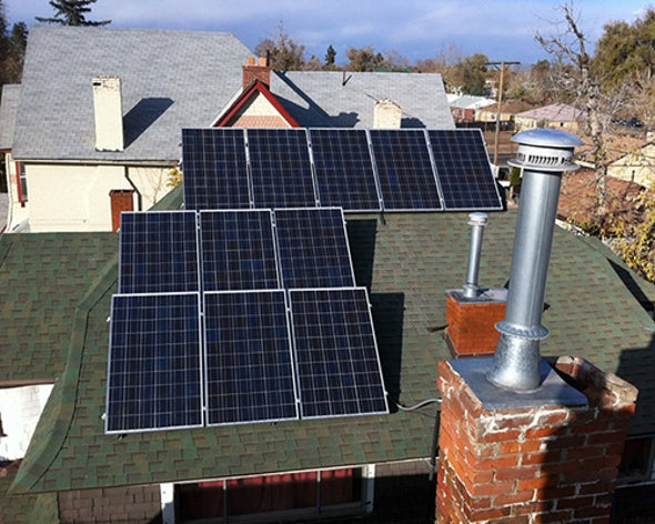 Rooftop Solar Cost Competitive with the Grid in Much of the U.S.
