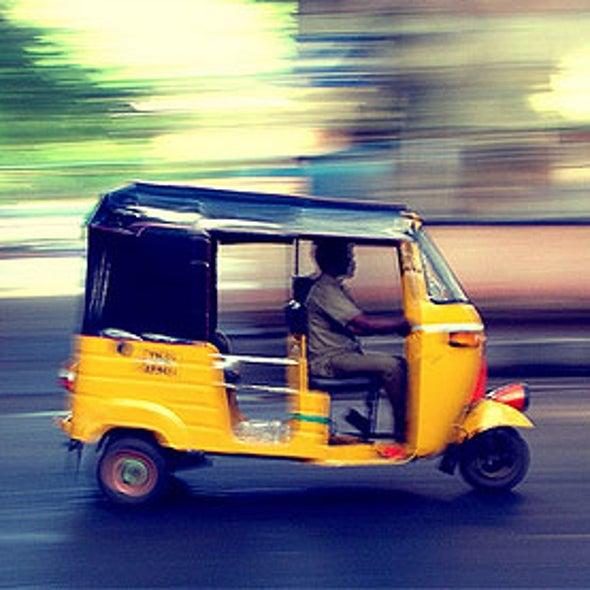 Electric Rickshaws Give Nepal a Charge