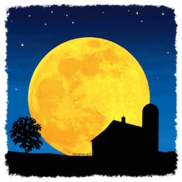 Seeing Science: Solving the Mystery of the Shrinking Moon