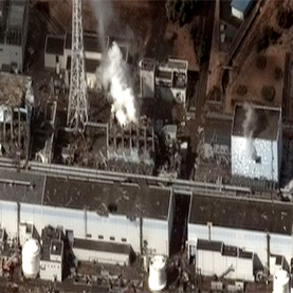 Computer Model Predicts Fewer Than 200 Deaths from Fukushima Radiation