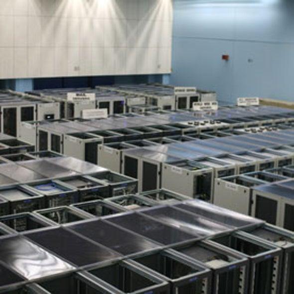 Cloud Computing Saves Energy