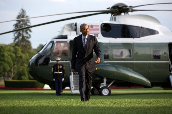 Paper in a Top Medical Journal Has an Unexpected Author: Barack Obama