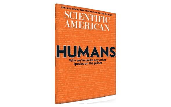 Scientific American - Magazine cover