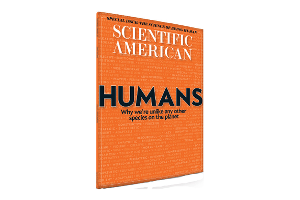 A Very Human Story: Why Our Species Is Special