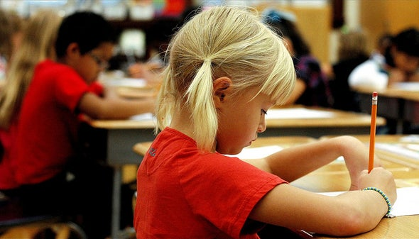 Poverty Disturbs Children's Brain Development and Academic Performance