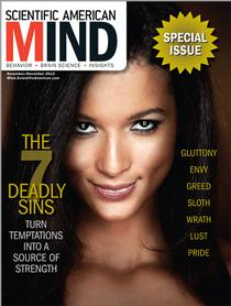Scientific American Mind Volume 24, Issue 5