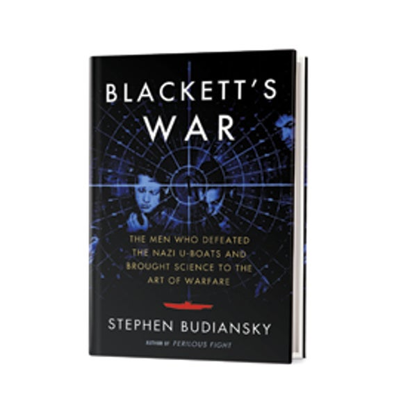 Recommended: <i>Blackett's War</i>