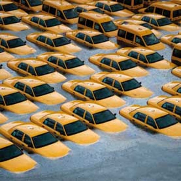 Natural Hazards: New York City versus the Sea